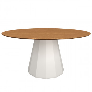 MAtiere grise table blanche ankara
